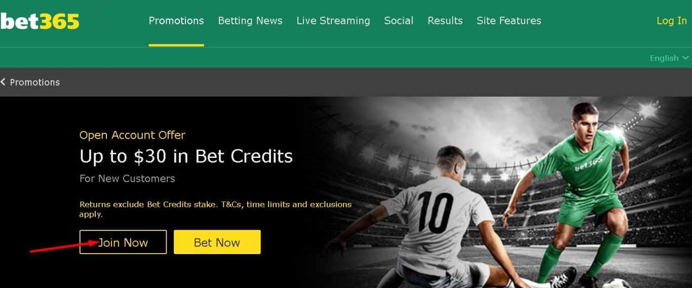 Bet365 welcome bonus