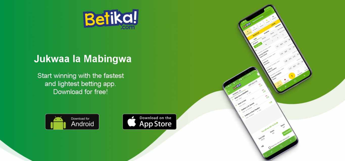 Betika app download