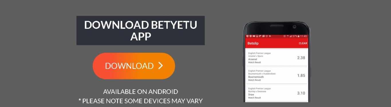Betyetu app
