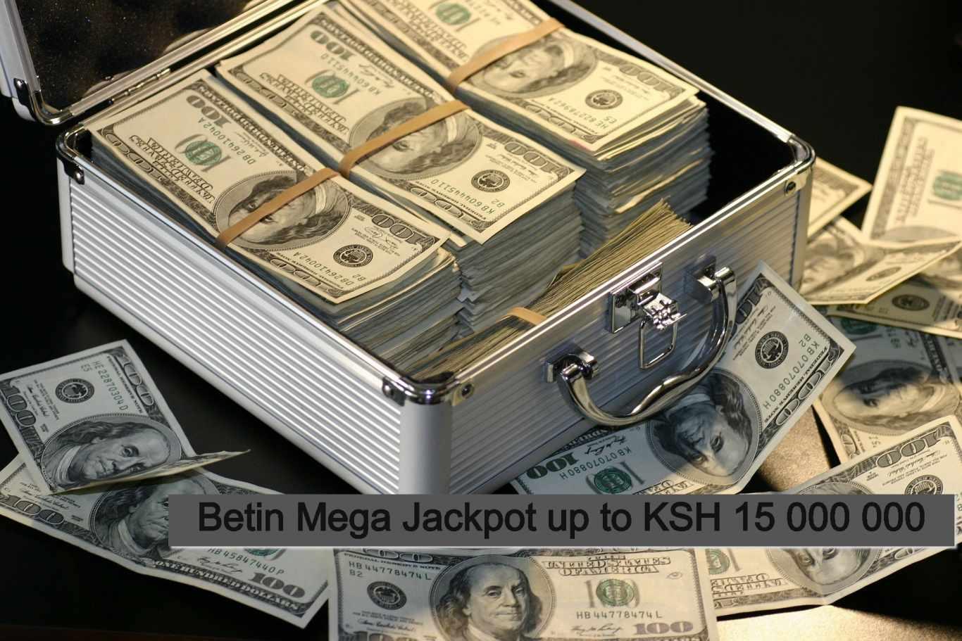 Betin Mega Jackpot