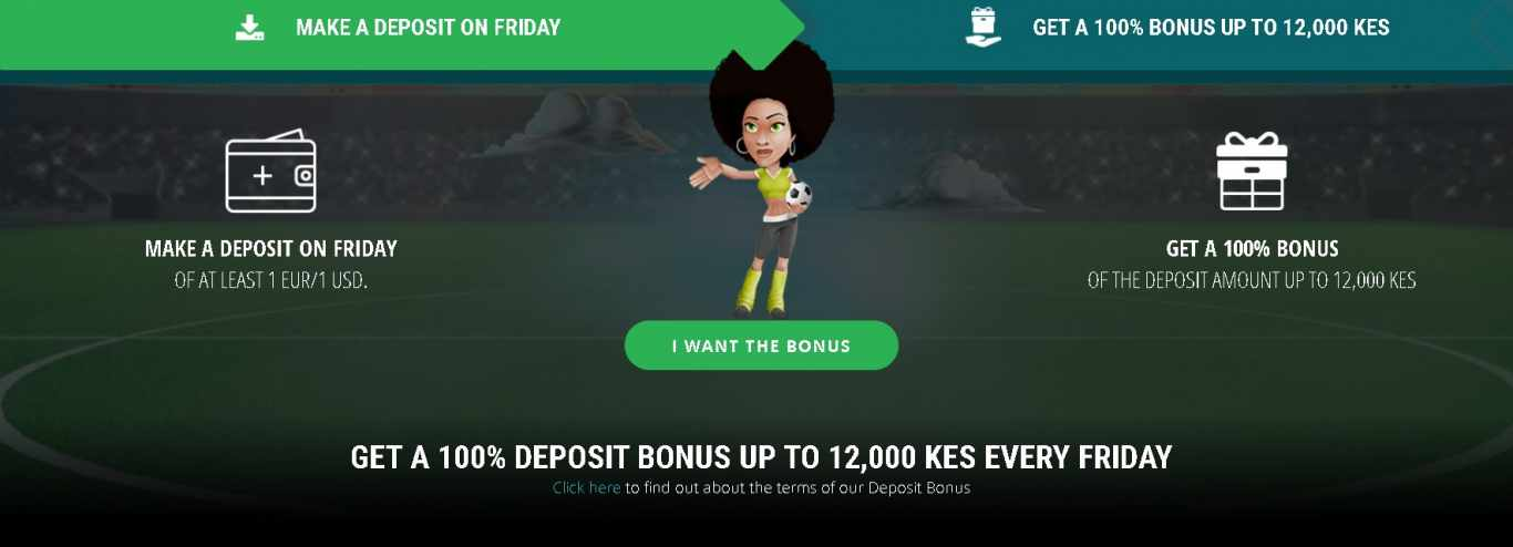 22Bet Fridy bonus