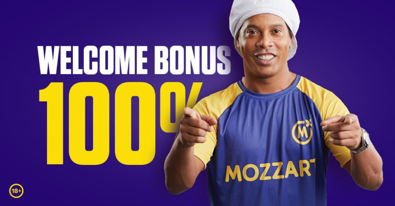 Mozzart Bet welcome bonus