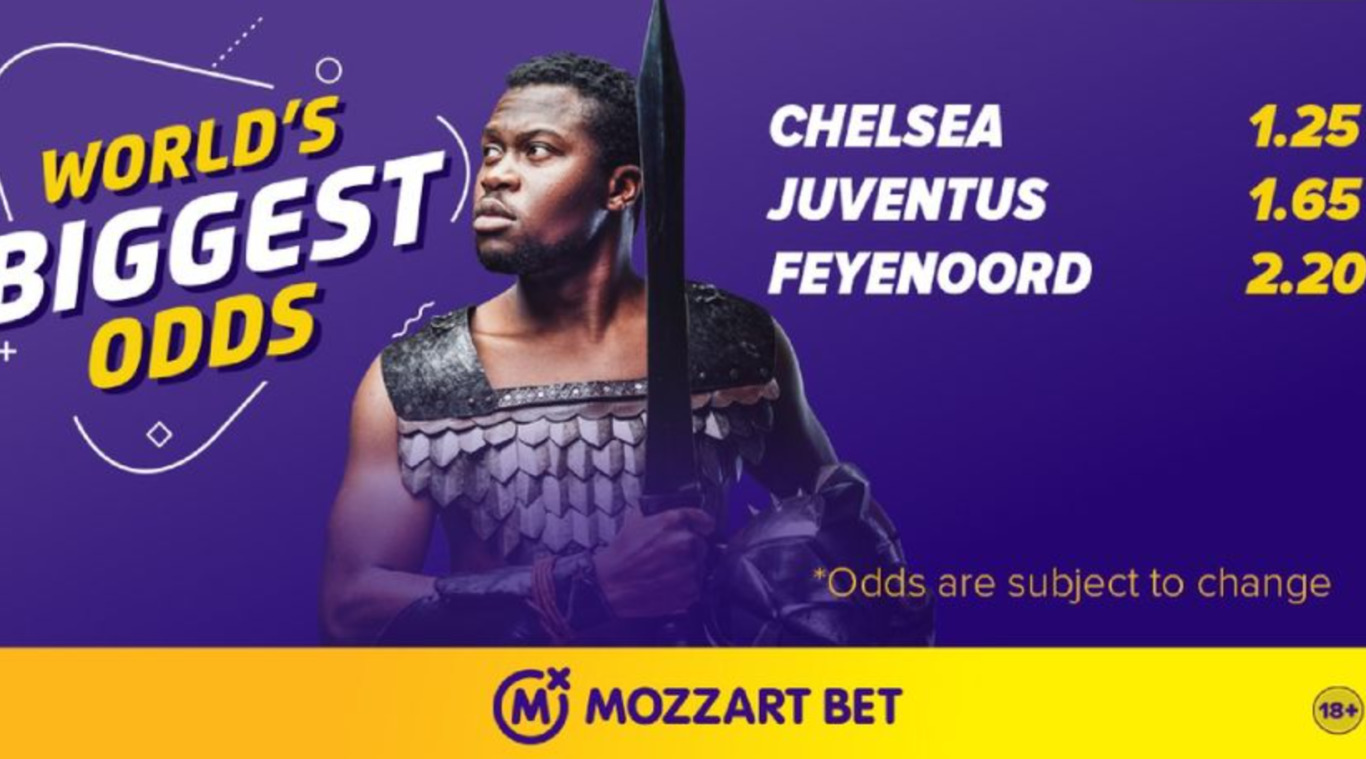 Other promo offers from Mozzart Bet and interesting bonuses